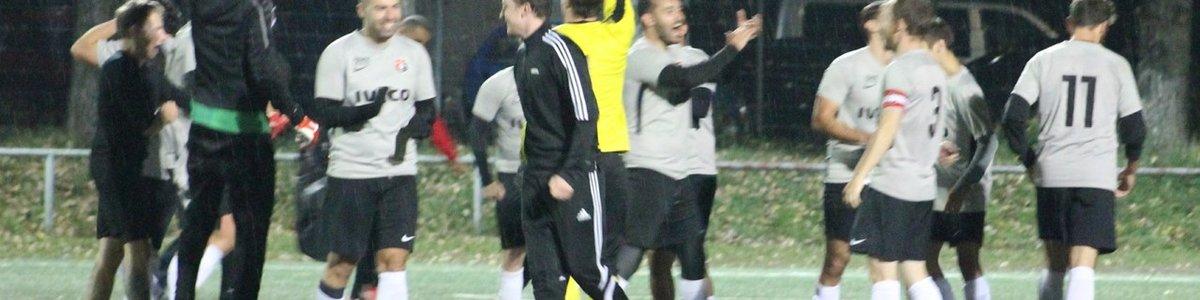 SC Kopten : Gartenstadt - 2:3 (2:0) - FC Stadlau