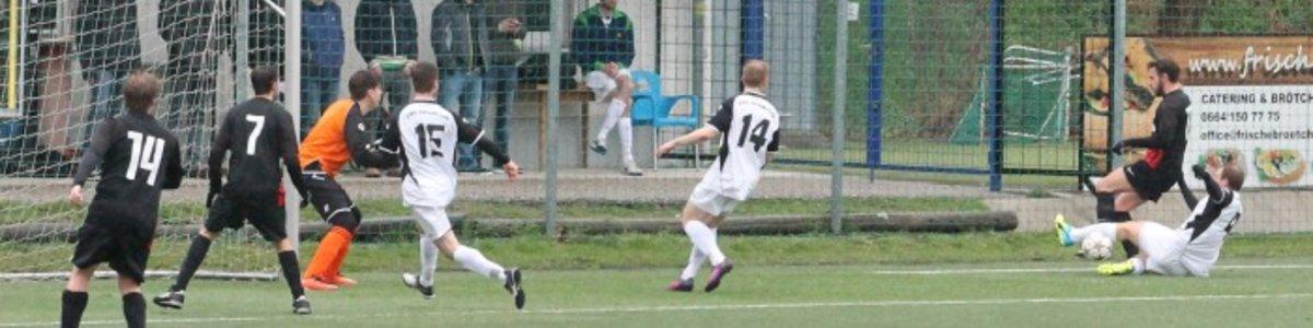 Gartenstadt : ESV Ottakring - 2:3 (2:0) - NAC