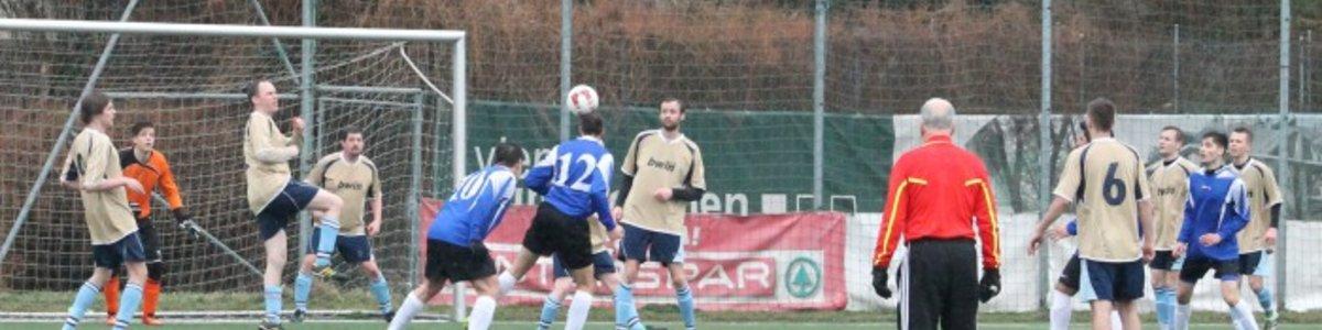 Gartenstadt 2 : ESV Ottakring 2 - 0:4 (0:0) - NAC
