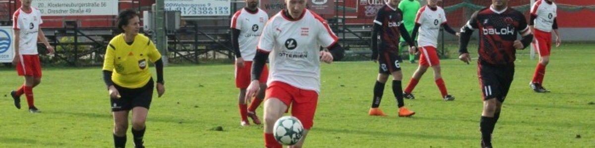Gartenstadt 2 : AC Shqiponja 2 - 1:1 (1:1) - ASKÖ XX