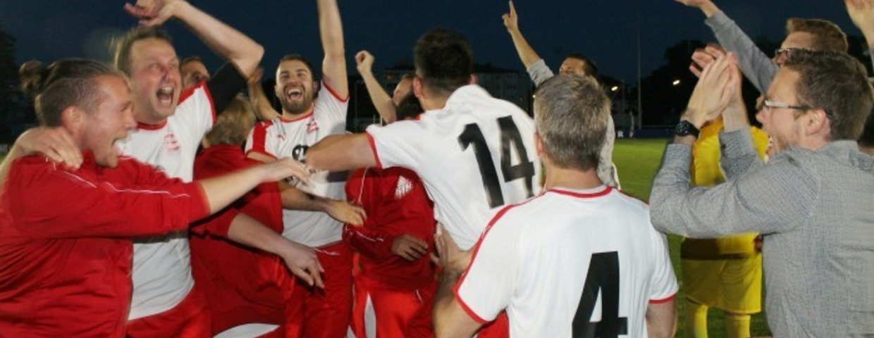 ASG Cup Semifinale - Jedlesee : Gartenstadt 2:3 i.E. (4:4, 2:1) - Columbia