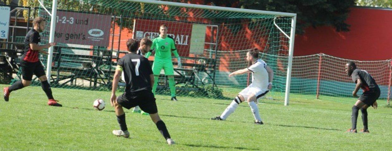 Gartenstadt : UFK Schwemm - 1:2 (0:2) - ASKÖ XX