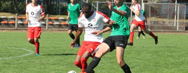 Gartenstadt 2 : UFK Schwemm 2 - 5:3 (2:0) - ASKÖ XX