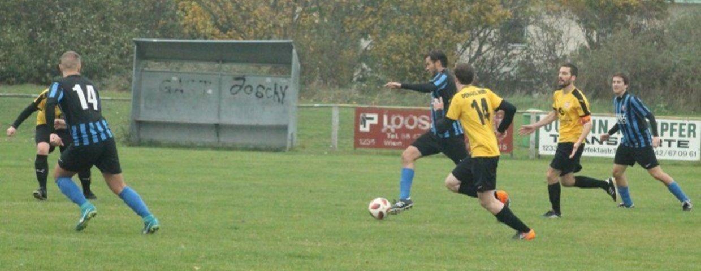 Penarol 2 : Gartenstadt 2 - 1:1 (0:1) - ASK Erlaa